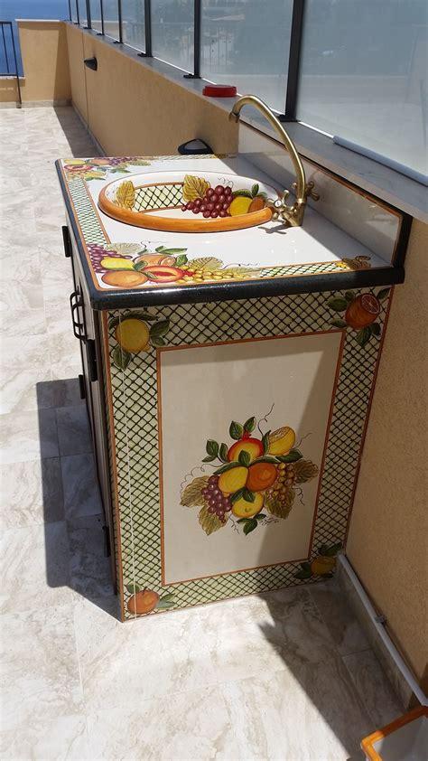 Cucine In Muratura Per Esterni by Cucina In Muratura Per Esterni Letojanni Cu Ce Mur