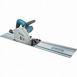 Makita 12 Amp 6 2 In  Corded Plunge Saw With 55 In