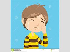 Boy Crying Royalty Free Stock Images Image 19205049