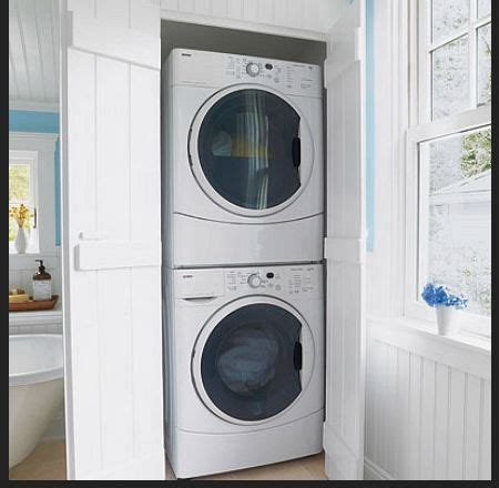 Closet Size For Stackable Washer And Dryer by 25 Best Ideas About Stackable Washer Dryer Dimensions On
