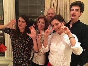The Schlossberg Family: Tatiana, Caroline, Rose, Ed and ...