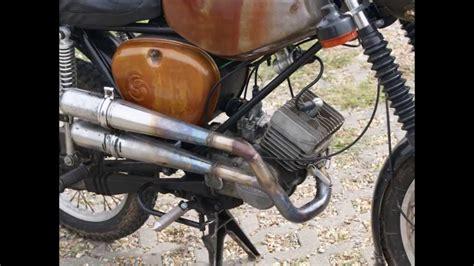 simson s51 motor simson s51 doppelport tuning motor oldtimer simsontreffen 2013 merseburg ddr ifa