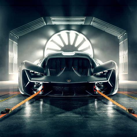 Lamborghini Terzo Millennio 5k Wallpapers