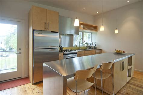 studio kitchen designs aeccafe archshowcase intexure live work studio in houston 2587