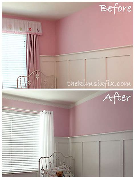 wallpaper border    crown molding