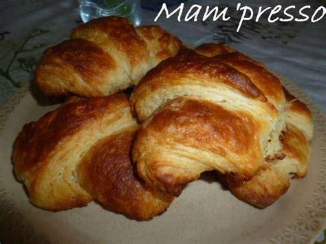 recettes de croissants et patisserie