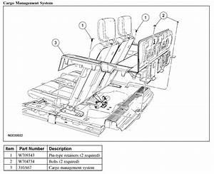 Schematics 2006 Cadillac Seats