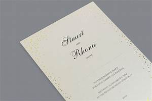 gallery the foil invite company With gold foil printing wedding invitations uk