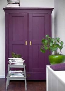 comment repeindre une armoire en bois myqtocom With repeindre une armoire en bois