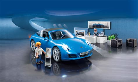 playmobil porsche novelty preview 2016 playmobil porsche 911 targa 4s