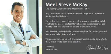 Who is Steve McKay?