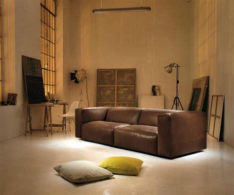 Sofa Weiche Polsterung by Prostoria Ledersofa Cloud 2 Sitzer 2 5 Sitzer Oder 3 Sitzer