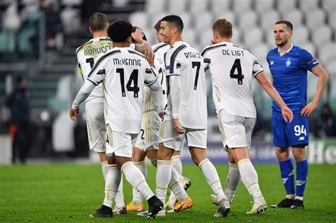 Juventus 3-0 Dynamo Kyiv: 5 talking points as Bianconeri ...