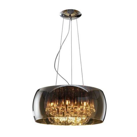 schuller argos large pendant lamp chrome  lights