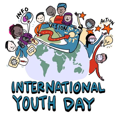 Global youth service day is the largest youth service and civic action event in the world and the only one that celebrates all youth. Joint webinar of WHO and UNESCO on International Youth Day ...