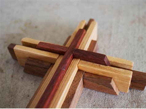 diy   wood cross plans woodworking projects diy