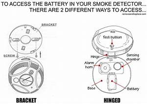 How To Replace Smoke Detector  U2013 Systems Tap Timer Instructions