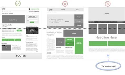 simple website design 5 simple web design tips to improve site conversions