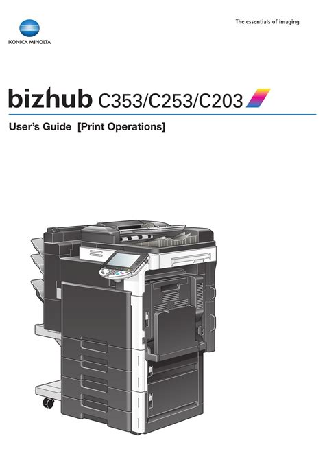 Utility software download driver download catalog download bizhub user's guides pro 1590mf drivers pro 1500w drivers pro 1580mf drivers bizhub c221 product drivers. Bizhub C353 Driver Windows 10 : Konica Minolta C353 Series Xps Drivers Download For Windows 10 8 ...