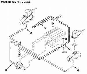 Mercruiser Inboard Engine Diagram