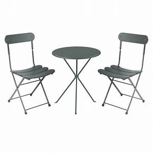 Petite Table Pas Cher : petite table de jardin pas cher table jardin bois maisonjoffrois ~ Carolinahurricanesstore.com Idées de Décoration