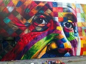 eduardo kobra new mural in los angeles usa