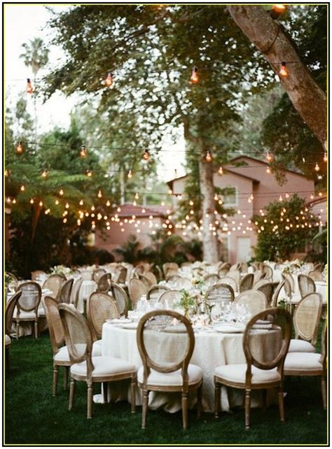 inexpensive backyard wedding best 25 cheap backyard wedding ideas on cheap