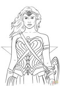 woman portrait coloring page  printable