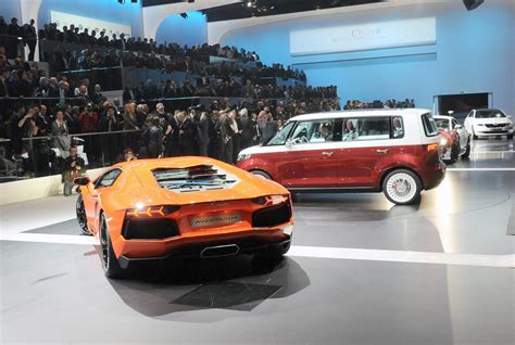 Volkswagen Bulli Concept Live From Geneva