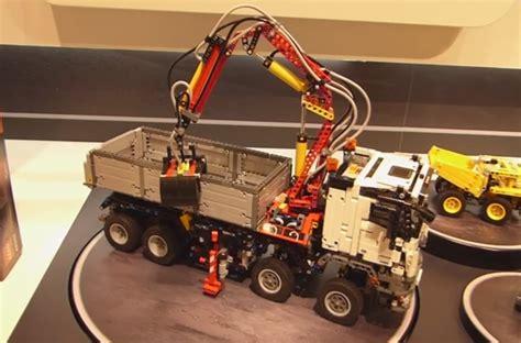 mercedes arocs lego 42043 mercedes arocs 3245 lego technic mindstorms model team eurobricks forums