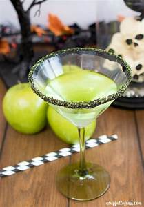 Poison Apple Cocktail - A Cup Full of Sass