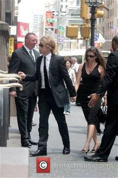 Bon Jovi Infidelity Part The Job Contactmusic
