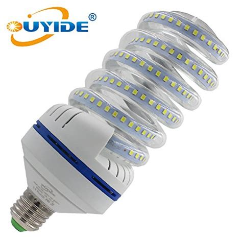ouyide 250 watt equivalent a19 spiral led bulbs 30w