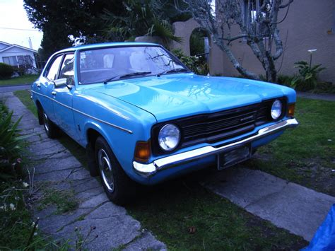 1976 Ford Cortina 1300 pictures
