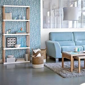 Decolle Papier Peint : toutes les astuces pour d coller du papier peint facilement blog but ~ Dallasstarsshop.com Idées de Décoration