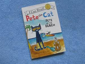 Pete The Cat ~ Pete at the Beach Children's Read Along ...