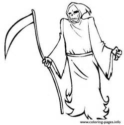 HD wallpapers grim reaper coloring pages to print