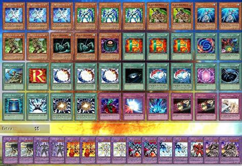 Elemental Deck List 2016 by Elemental Deck List 2013 2017