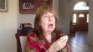 Grandma Sneezes Dramatically - YouTube