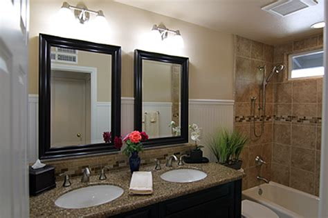 pictures of bathroom remodels bathroom renovation irvine create a fantastic appearance and save money garage door