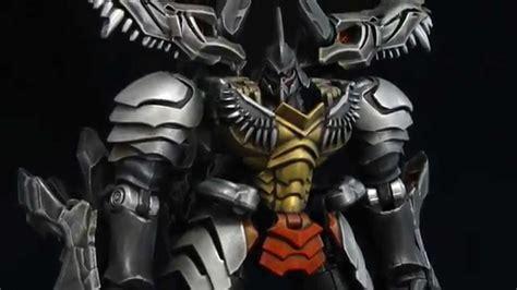 Custom Transformers Aoe Grimlock G1 Style