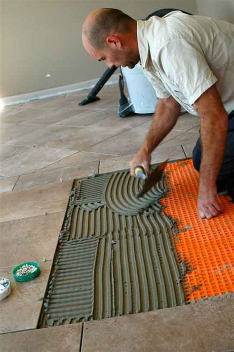 4 steps to a reliable and efficient tile installation