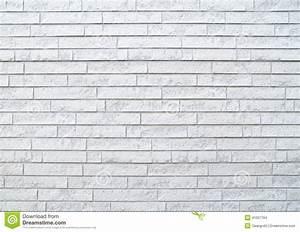 Mur Brique Blanc : mur de briques blanc en pierre moderne photo stock image du briques architecture 41007784 ~ Mglfilm.com Idées de Décoration