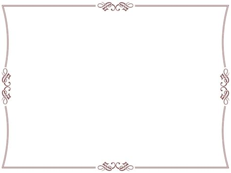 Template Certificate Borders Template 8 Best Images Of Printable Borders