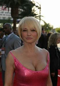 Actress Ellen Barkin; Hot looks in Bikini