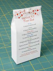 survival kit from god pattern gifts u can make