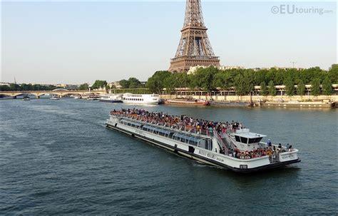 Bateau Mouche Seine River Cruise by High Definition Photos Of Paris City Life Page 1