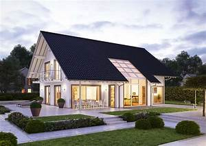 Fertighaus 2 Familien : familienhaus maxime von kern haus lichtdurchflutete r ume ~ Michelbontemps.com Haus und Dekorationen