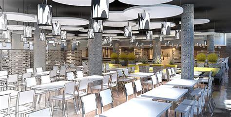 unisa canteens furniture  interior design