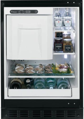 monogram zibipii   built  compact bar refrigerator   cu ft capacity